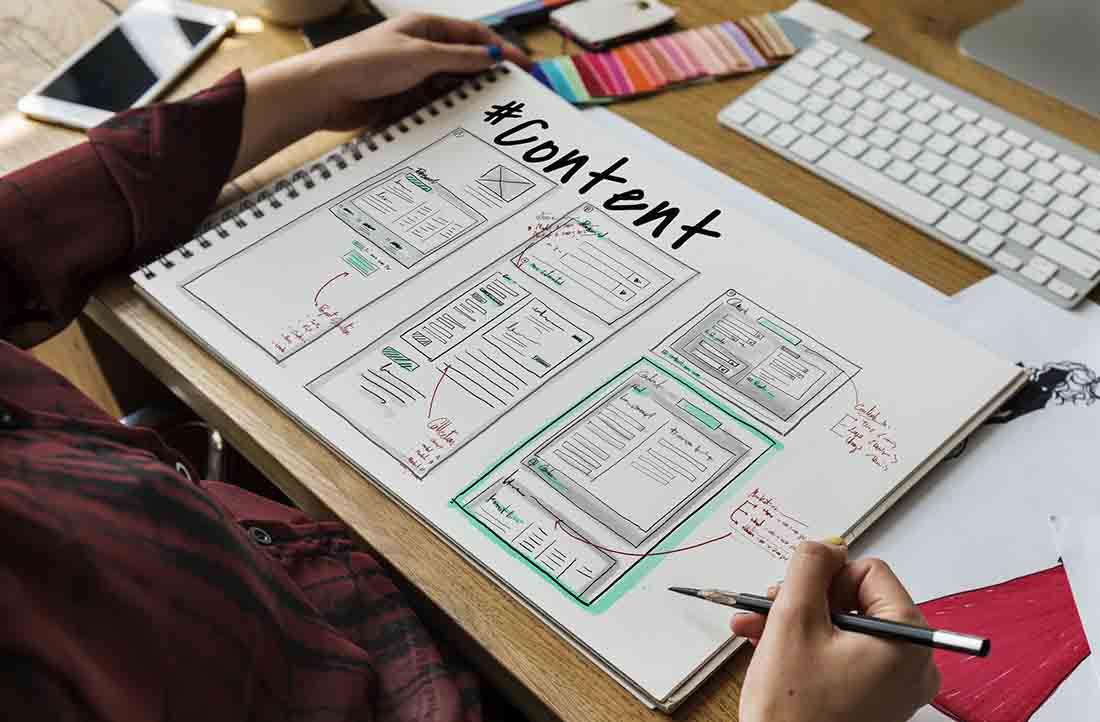 content-creator-repurposing-content