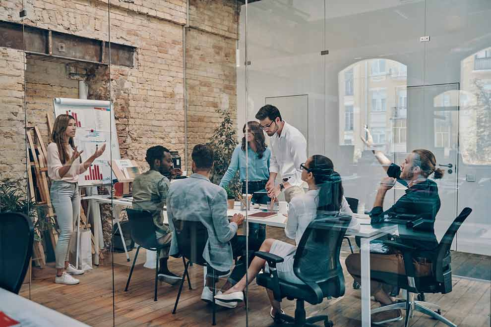 Establishing proper communication with your web development team is the key to project success