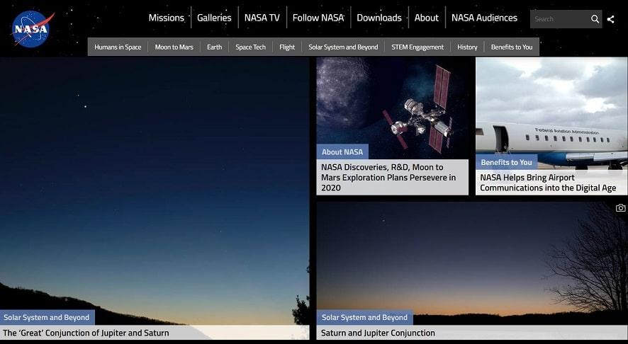 Brand Archetype NASA