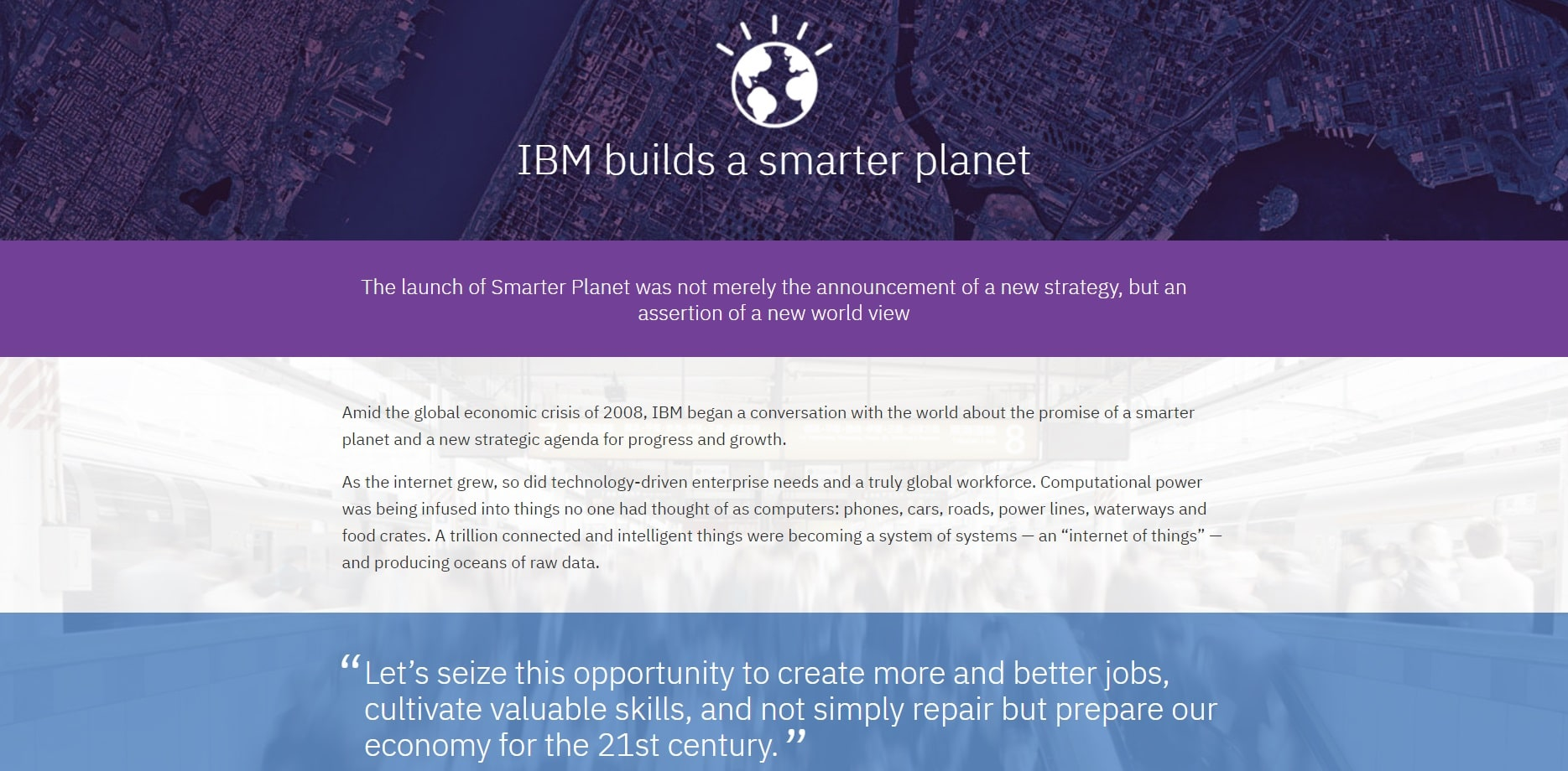Brand Voice IBM